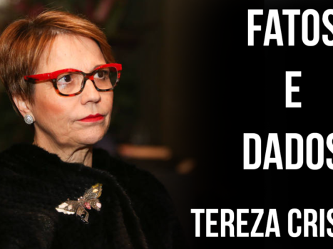 TEREZA CRISTINA fatos e dados